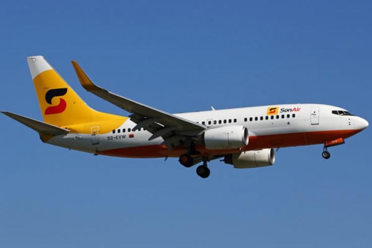 Operadora aérea Sonair processa Airbus