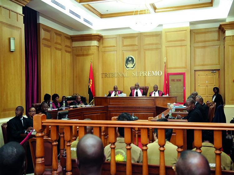 Tailandês diz-se inocente e que veio a Angola por filantropia