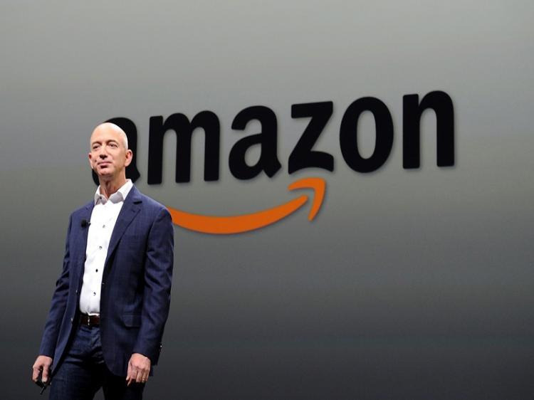 Amazon avaliada em um bilião de dólares
