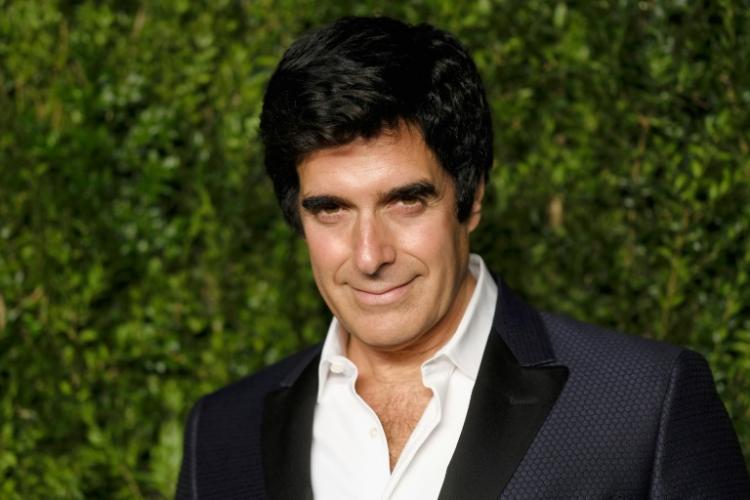 David Copperfield faz 'magia' e torna-se no mais rico do mundo