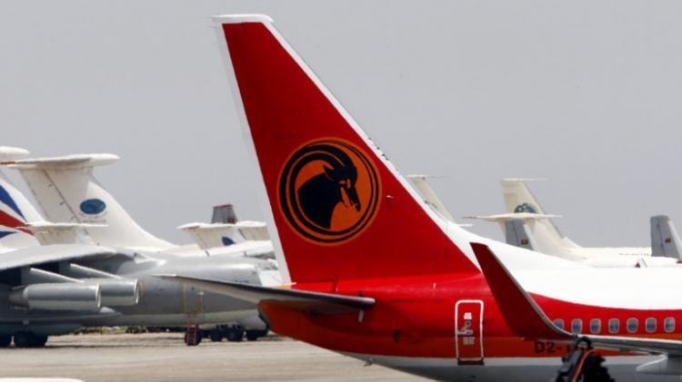 Despressurização na cabine de avião da TAAG deixa quatro feridos