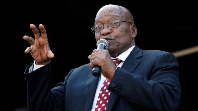 Tribunal rejeita recurso de Zuma em caso de corrupção