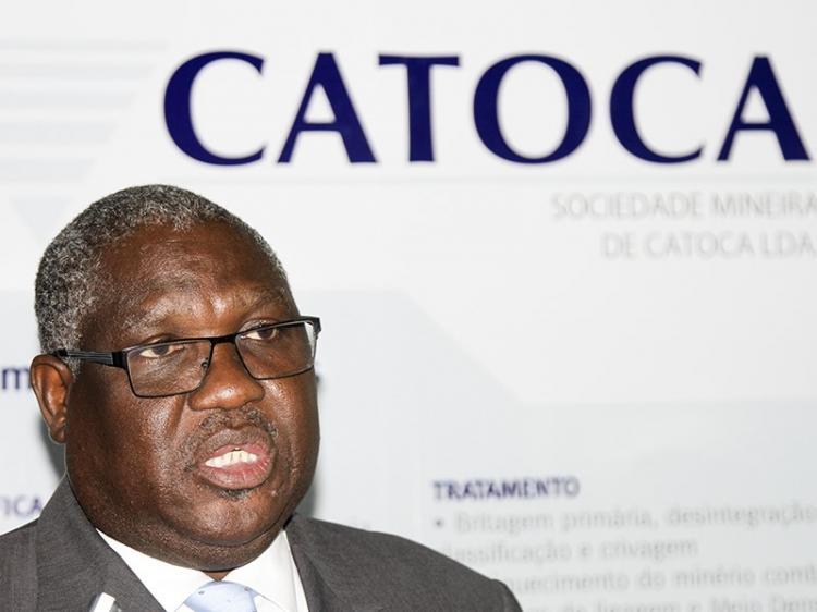 'Angola Mining' expõe fraca aposta na prospecção