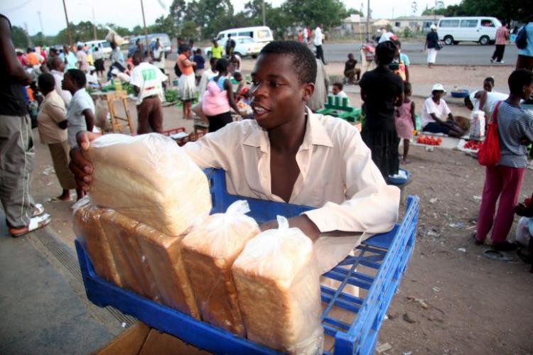 Inflação no Zimbábue atinge quase 500%