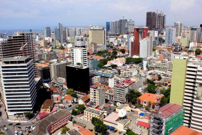 Angola quer ser capital do investimento em África