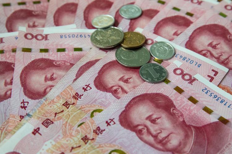 Banco central chinês aumenta limite diário de remessas