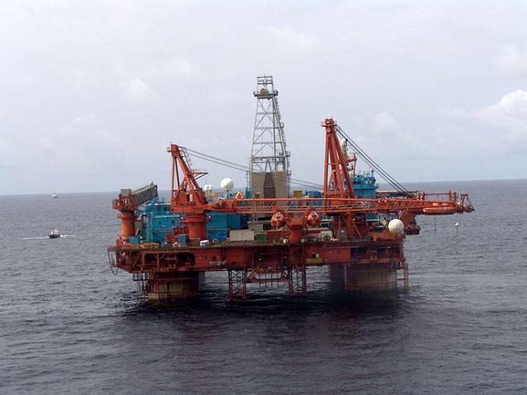 Produção petrolífera angolana em queda