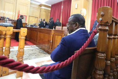 Tribunal Supremo reduz pena de Augusto Tomás