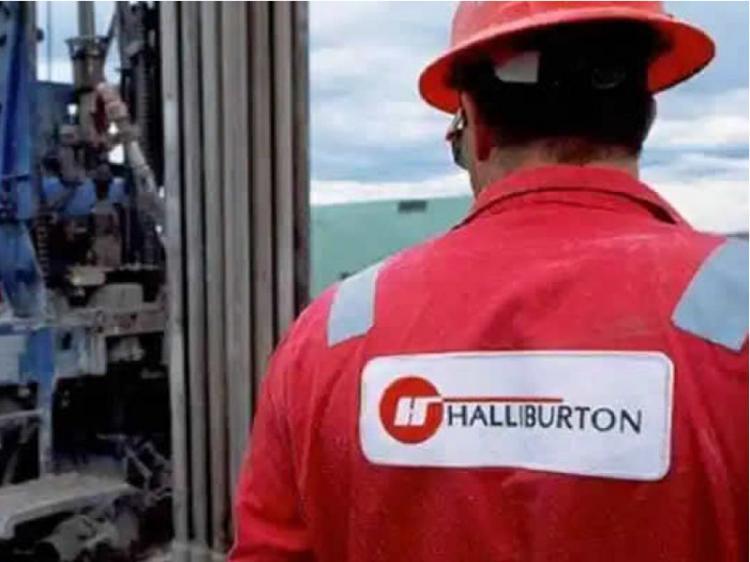 Halliburton pode ter perdido mais de 23 milhões USD  com a greve geral