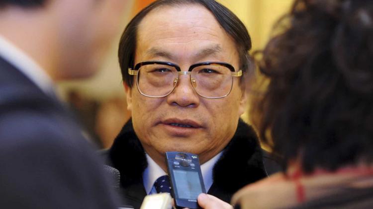 Ex-ministro chinês condenado à morte por corrupção