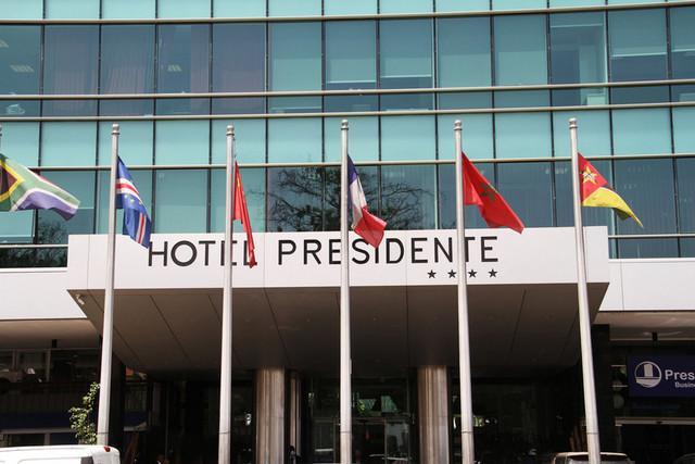 Hotel Presidente com perdas de 150 milhões de kwanzas