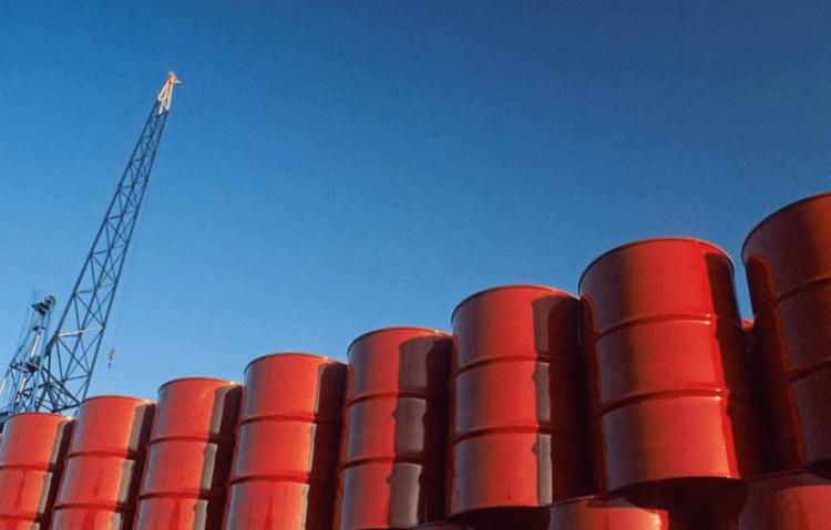 Preço do barril do Brent cai abaixo de 30 USD