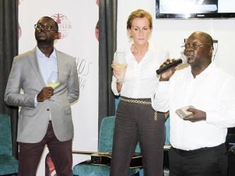 Produtores de vinho acreditam no mercado angolano