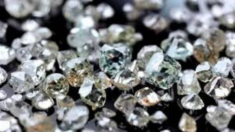 Receitas fiscais diamantíferas crescem 41%