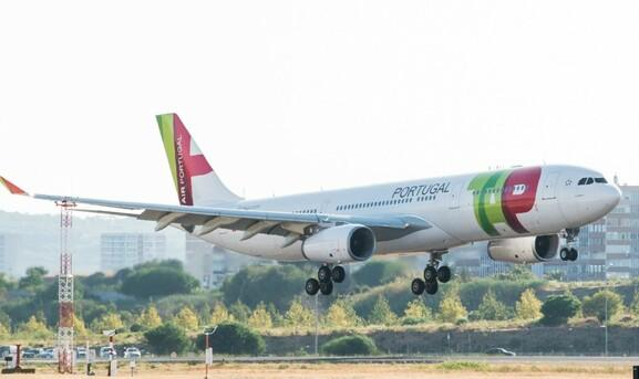 TAP realiza voo de Angola para Portugal