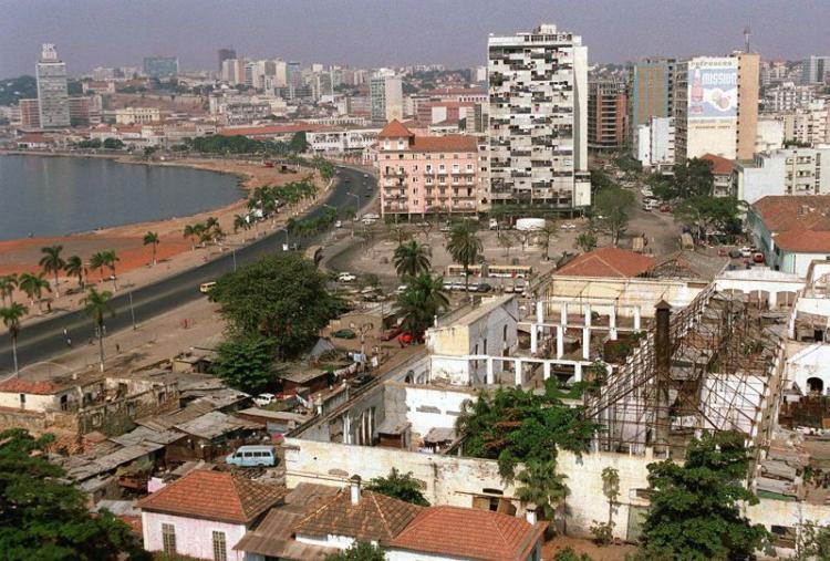 Angola com recessão económica de 1,4%