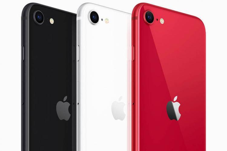 Apple lança 2.ª geração do iPhone SE