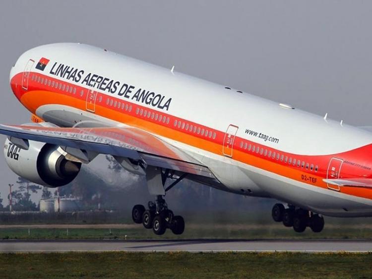 Covid-19 deixa 770 voos da TAAG em terra