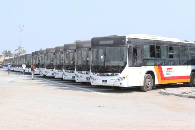 Transportes necessitam de 200 milhões USD