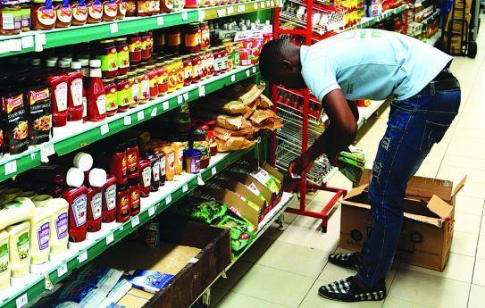 Preços sobem 2.5% em Abril