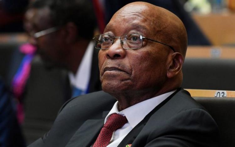 Adiado novamente julgamento de Jacob Zuma
