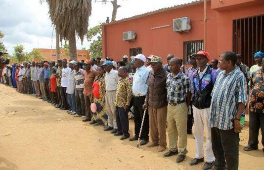 Angola gasta por mês 14 mil milhões de kwanzas com antigos combatentes