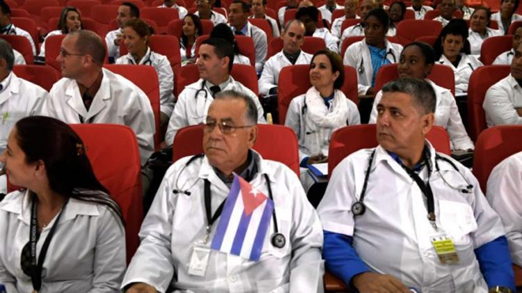 Despesa com médicos cubanos ascende a 79,6 milhões de dólares