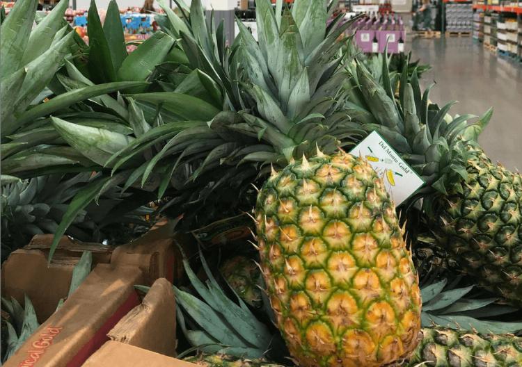Shoprite nunca solicitou autorização para exportar ananás