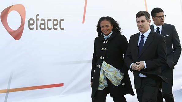 Presidente português Promulga nacionalização da Efacec