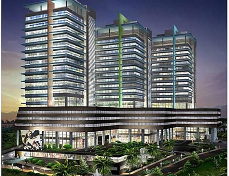 PGR apreende três torres de escritórios e habitacionais