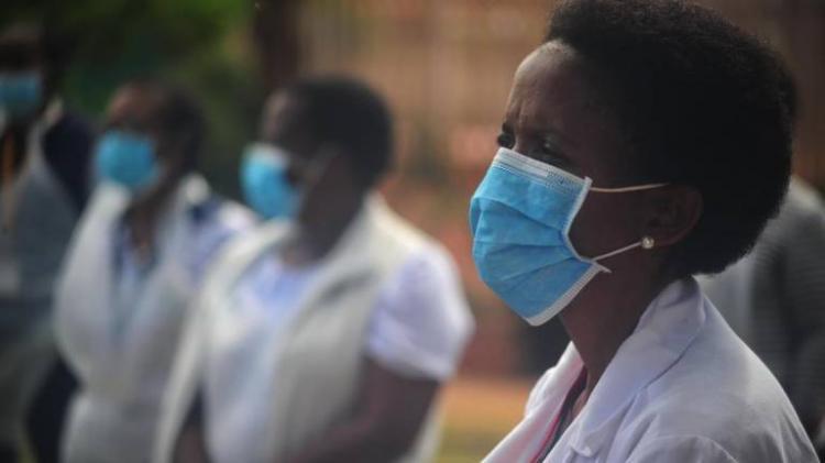 África ultrapassa 18 mil mortes