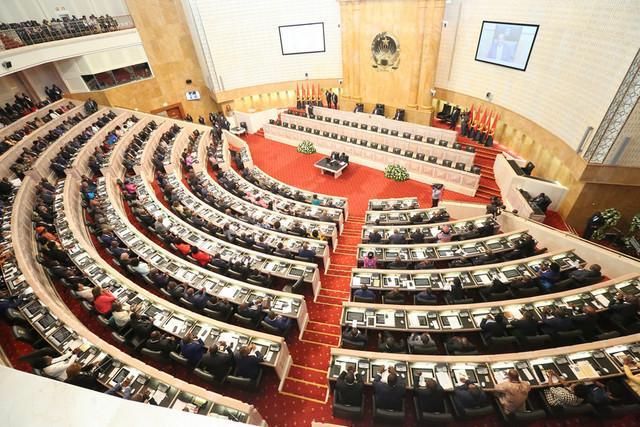 OGE revisto dá entrada na Assembleia Nacional