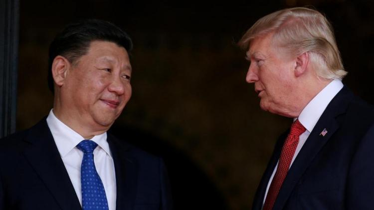 China quer reconciliação com os Estados Unidos