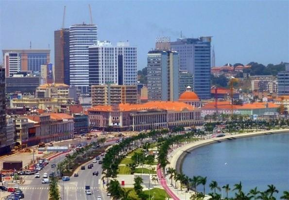 Economia angolana recua 1,8%