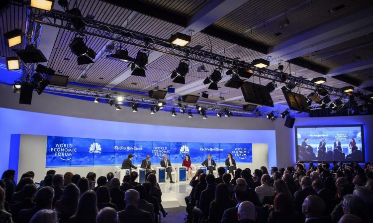 Fórum de Davos adiado