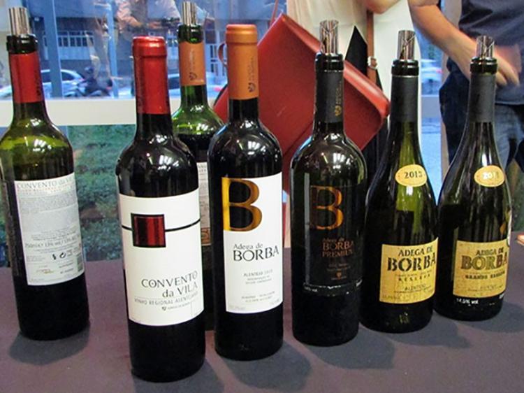 Importação de vinhos portugueses recua 6,8%
