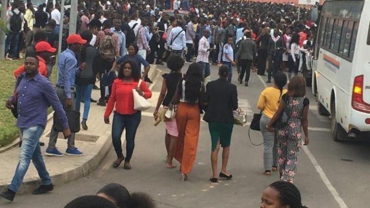 Três em cada quatro angolanos trabalharam no informal