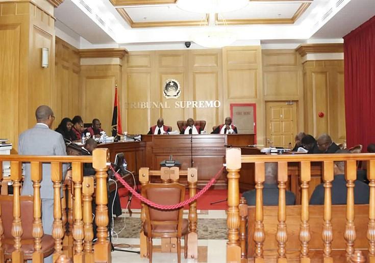 TS condena a cinco e oito anos de prisão Zenu dos Santos e Valter Filipe