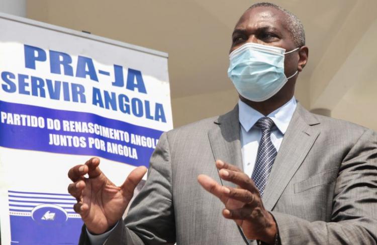 Advogados do PRA-JA Servir Angola preparam últimas alegações