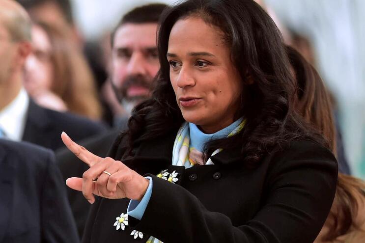 Isabel dos Santos nega transferências associadas à sua família