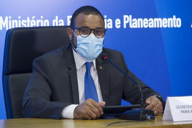 Angola continua sem códigos de barras