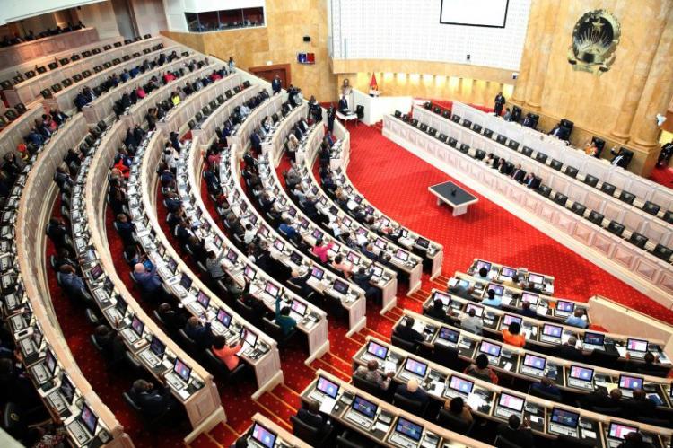 Ano parlamentar arranca a 15 de Outubro