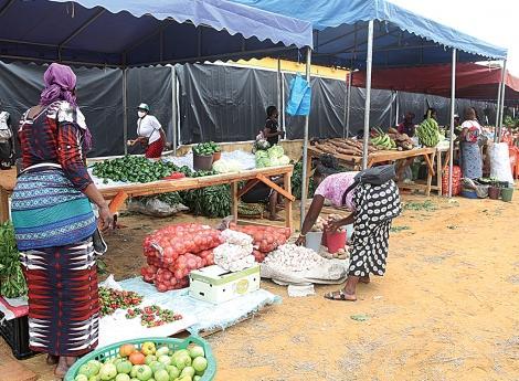 Feira Agro-pecuária factura dez milhões de kwanzas