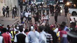 Julgamento de manifestantes termina com 71 condenados