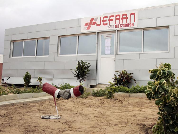 PGR investiga  contrato entre Jefran e Ministério do Interior