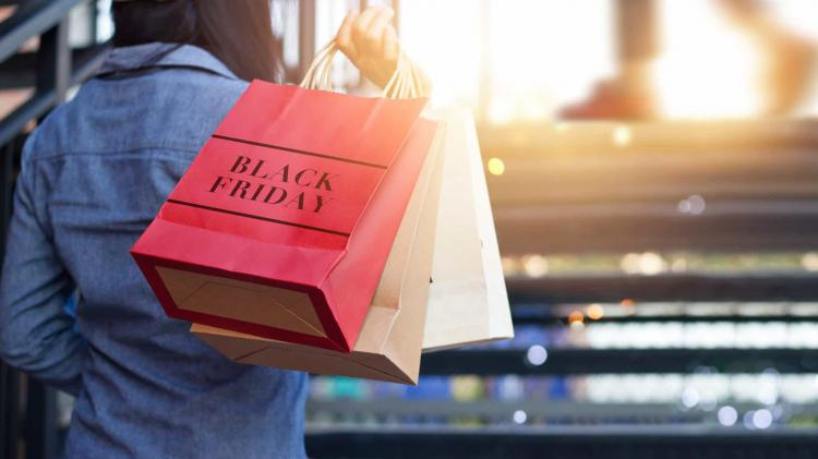Black Friday esmagado  pelo Covid 19