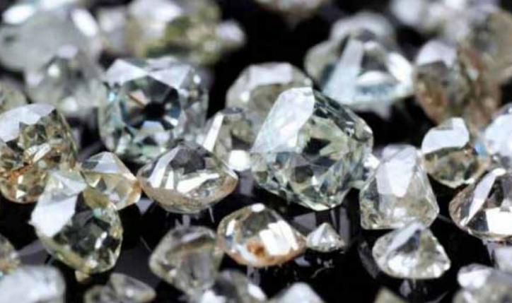 MIREMPT considera estável produção de diamantes