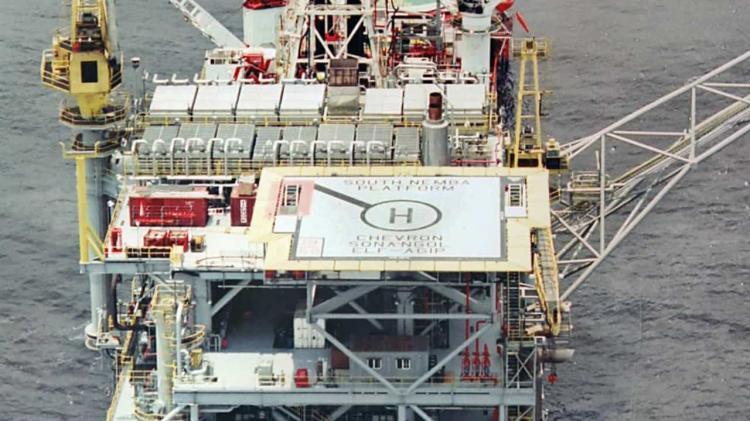 Produção petrolífera diária cai para 1,179 milhões de barris