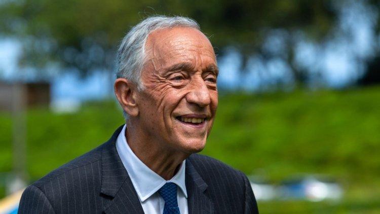 Marcelo Rebelo de Sousa reeleito