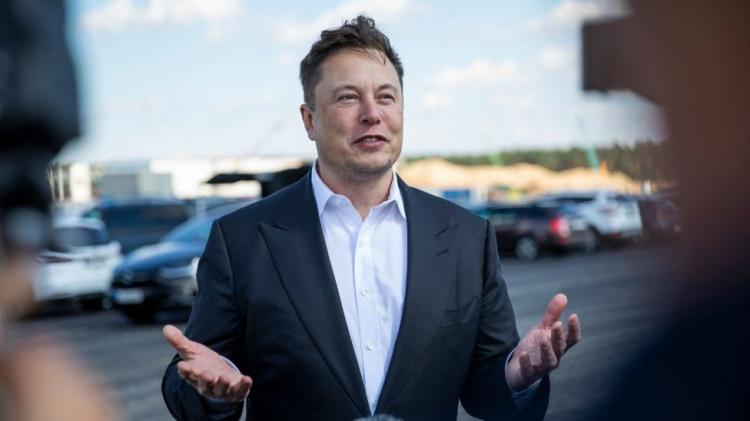 Elon Musk  o novo mais  rico do mundo